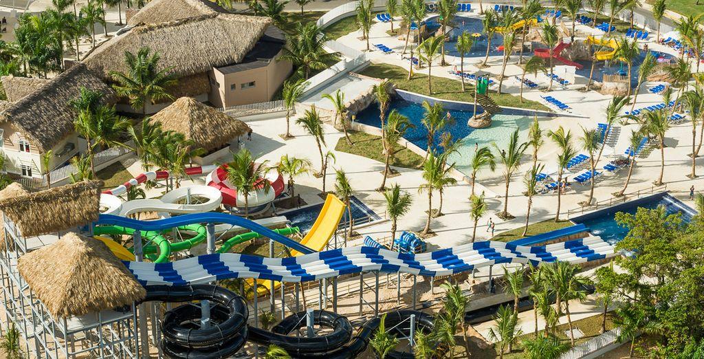 Hotel Memories Splash 4* es un paraíso de diversión