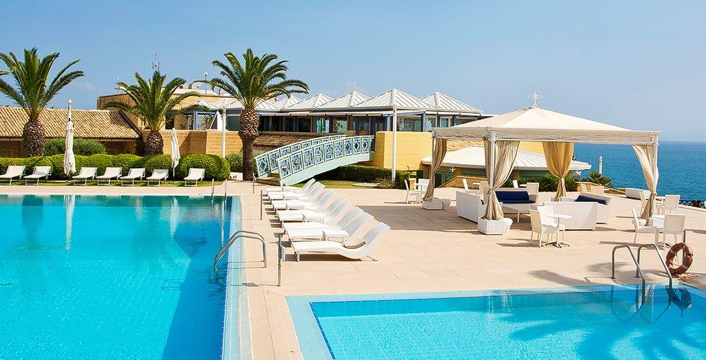 ¡Prepara las maletas! El hotel Venus Sea Garden Resort 4* te espera en Sicilia