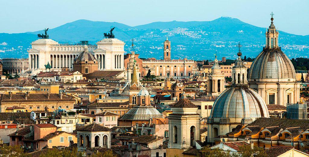 ¡Roma te espera!