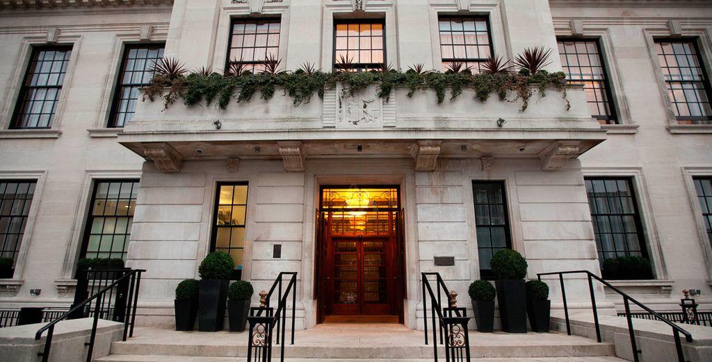 Un hotel situado en el vibrante East End londinense