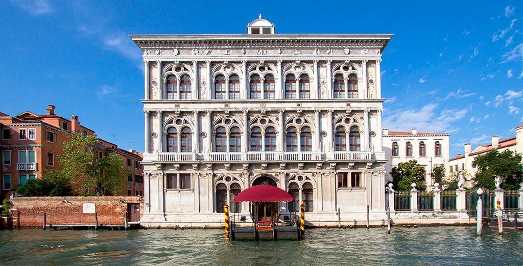 Casino de Venecia, con 400 años de historia
