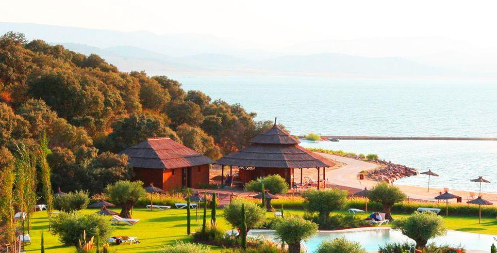 Bienvenido a Vincci Valdecañas Golf 4*, situado en un paraje privilegiado