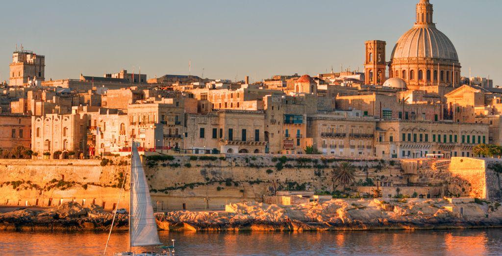 Malta une tradición, cultura e historia
