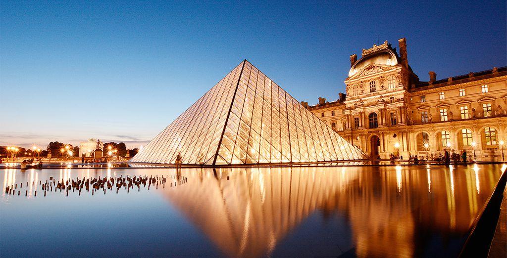 Actividades de vacaciones en París*