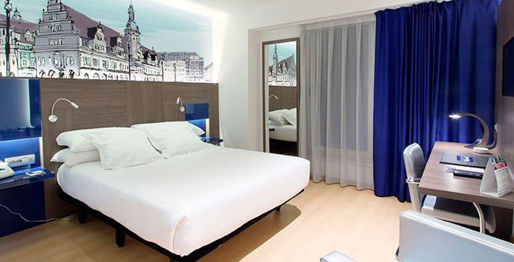 Hotel Blue Coruña 4* - Galicia