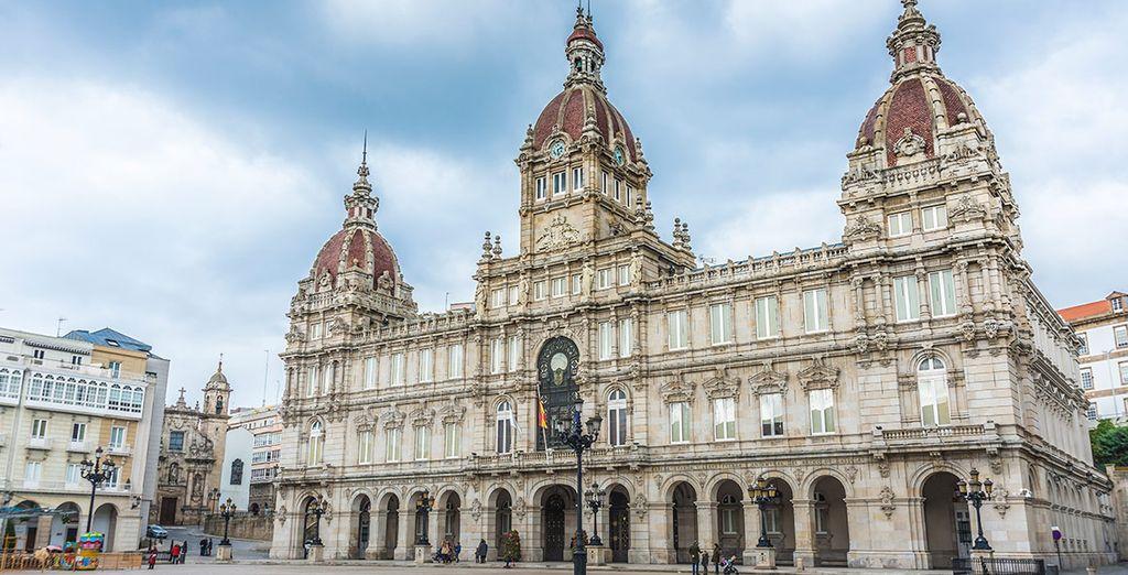 Hotel Blue Coruña 4*
