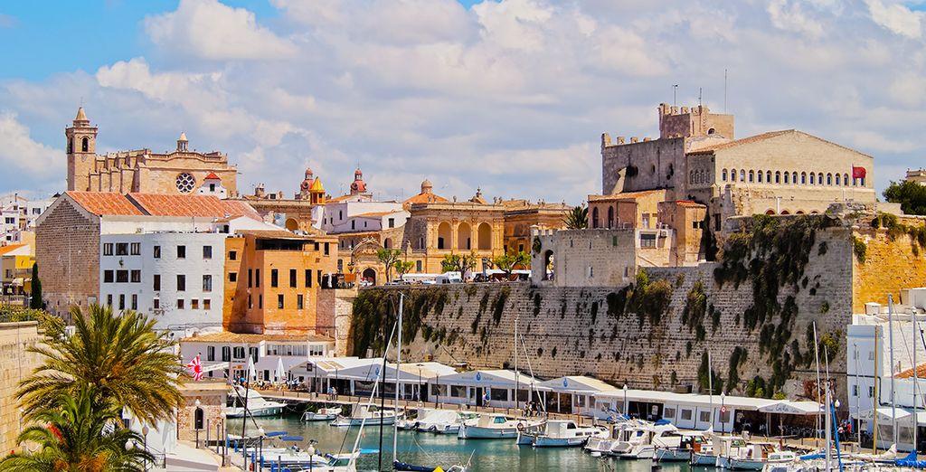 Actividades en Menorca