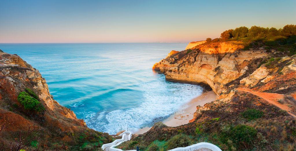 Algarve, el destino de vacaciones perfecto