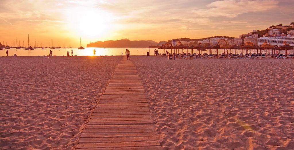 Viajes de vacaciones en hoteles en Palmanova
