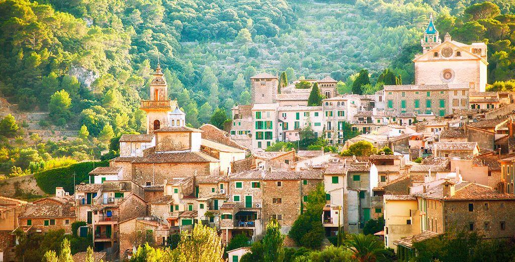 Viajes a Mallorca - Sus pueblos