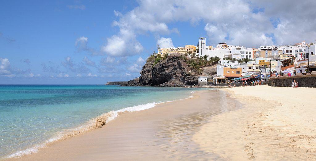 Viajes en Fuerteventura con todo incluido - las playas