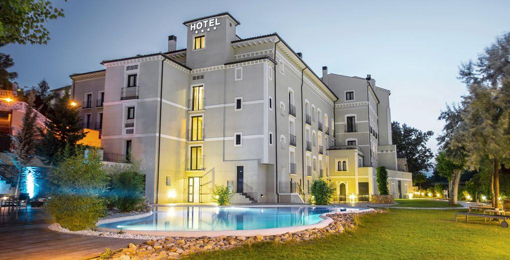 Hoteles de lujo en última hora en Zaragoza