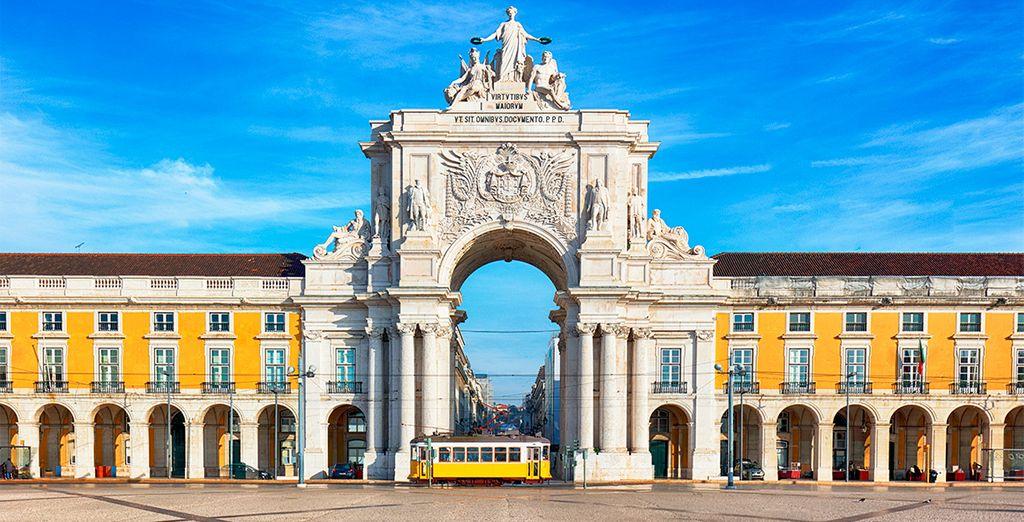 Viajes a Lisboa