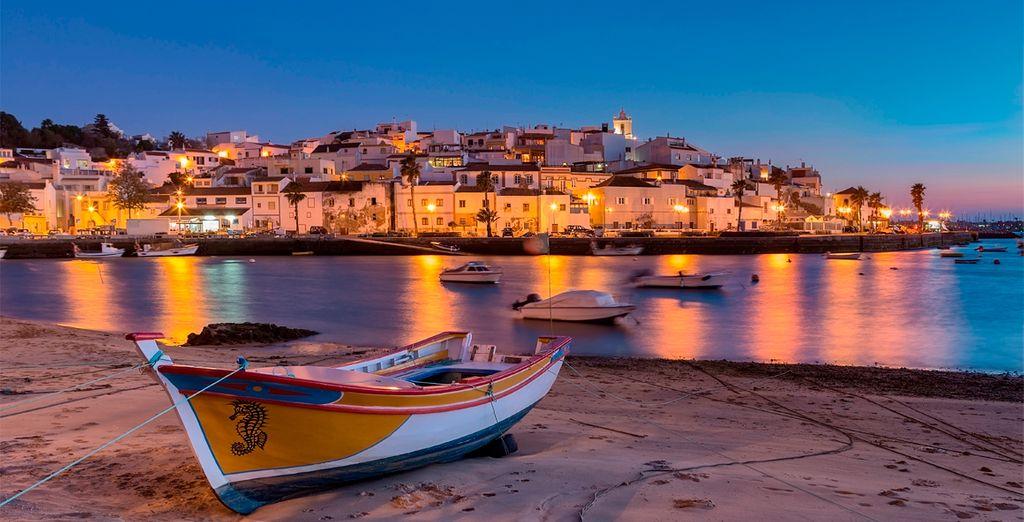 Hoteles todo incluido - Casas Blacas en el Algarve