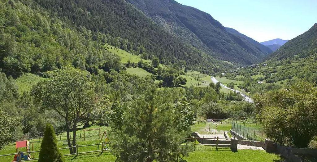 Fin de semana en Andorra en Verano
