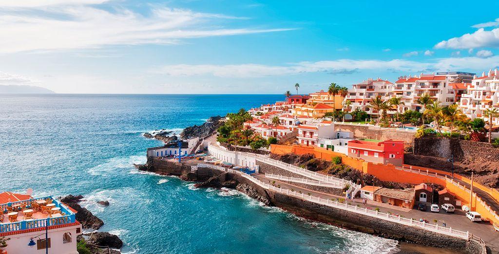 Hoteles con todo incluido en Tenerife