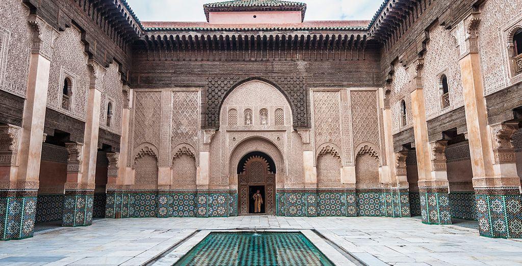 Guía de viaje Marrakech