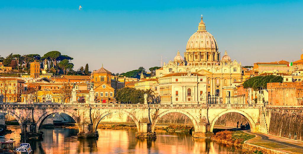 Qué ver en Roma - Viajes de última hora con Voyage Privé