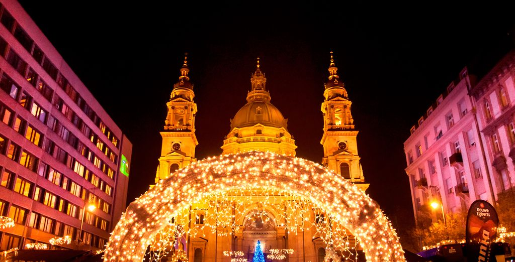 Disfrute durante todo el mes de Diciembre de la magia de la Navidad