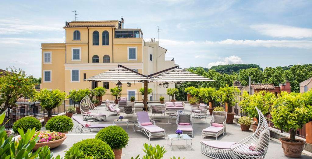 43f435542e83f Opiniones - Hotel Ponte Sisto 4  - Voyage Privé
