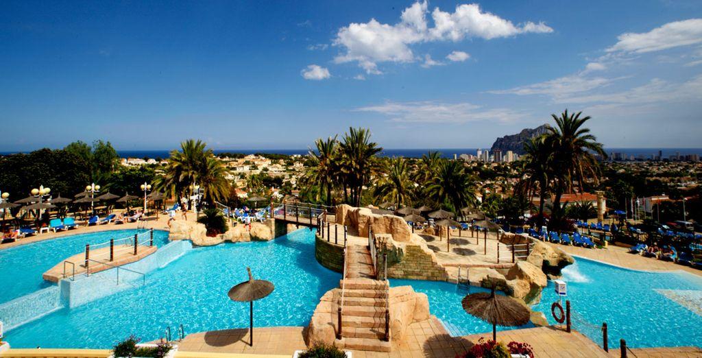 AR Imperial Park Spa Resort 4* - Costa Blanca