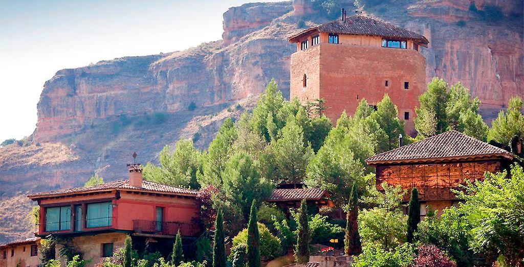 Castillo de Somaén 5*