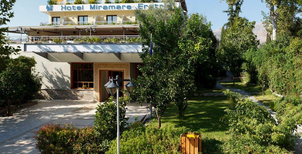 Bienvenido al Miramare Hotel