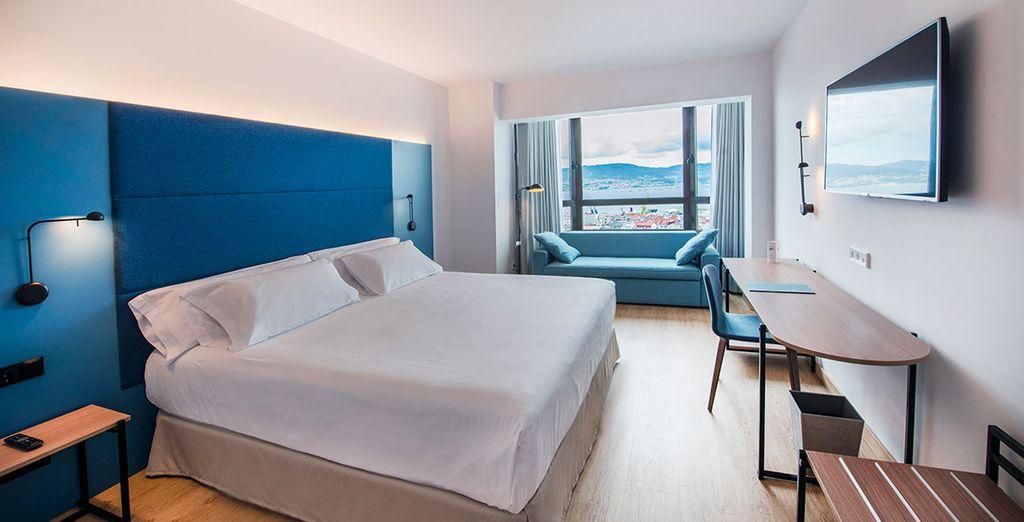 Hotel Occidental Vigo 4*