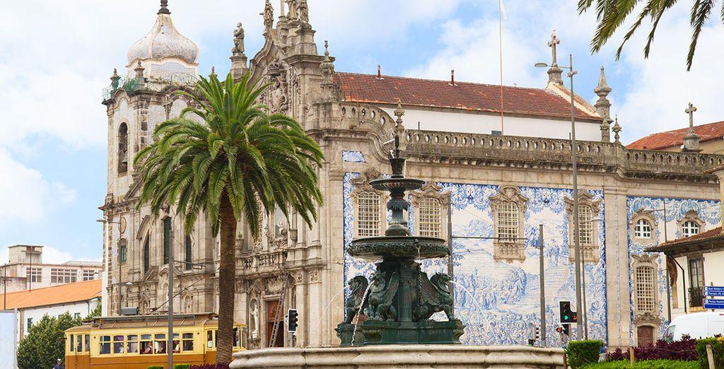 Vacaciones en Oporto en Voyage Privé