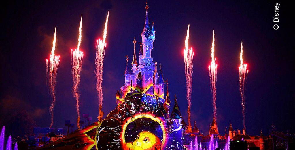 Vienna House Magic Circus 4* y entrada a Disneyland® Paris