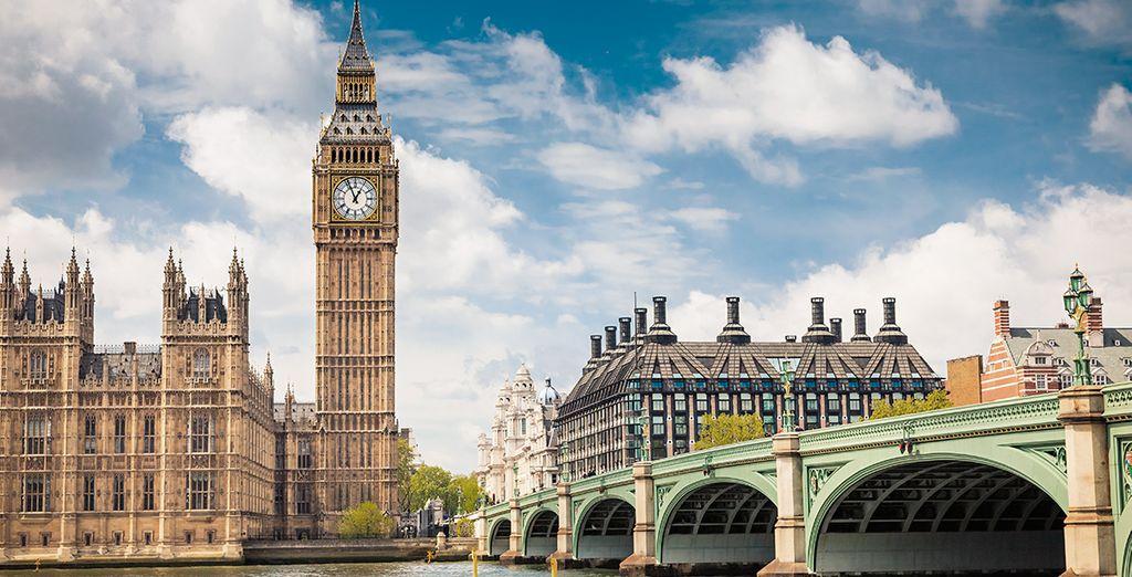 Enamórese de la capital británica