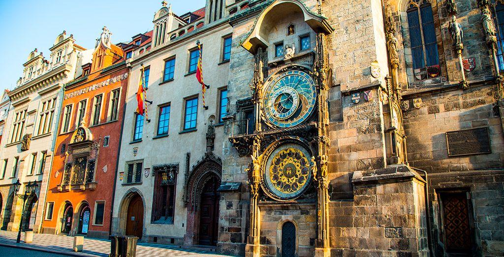 Guía de viaje Praga