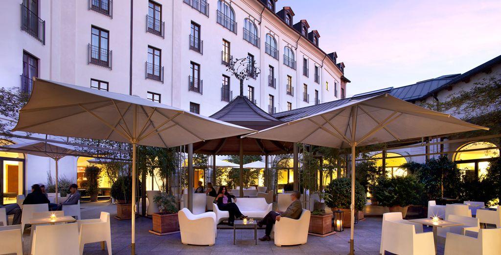 El hotel en Turín será NH Torino Santo Stefano 4*