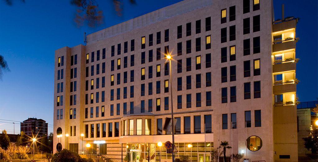 Un fantástico hotel dotado de todas las comodidades que usted necesita