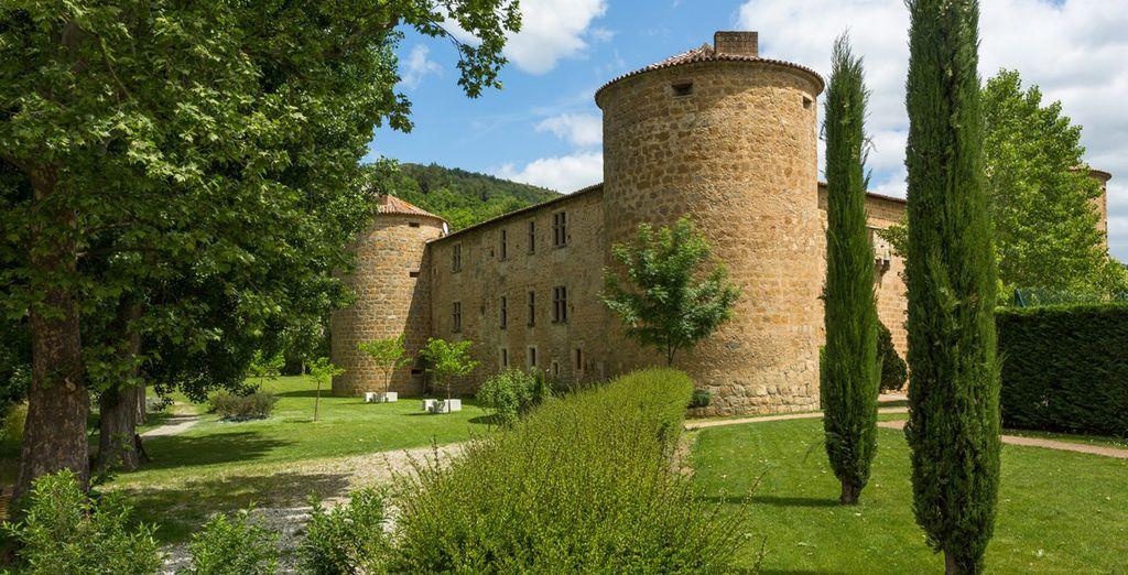 Château des Ducs de Joyeuse Carcassonne