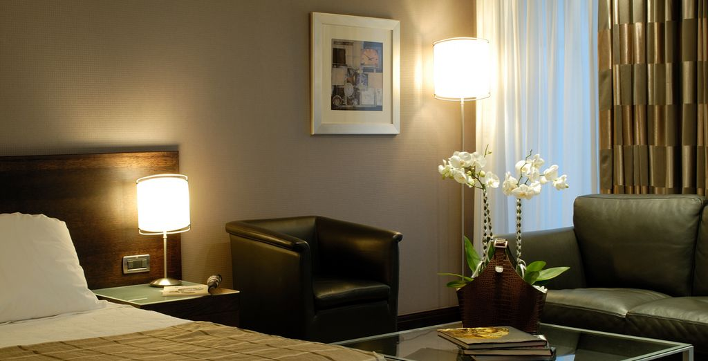 Hotel Athenian Callirhoe 4*, Atenas