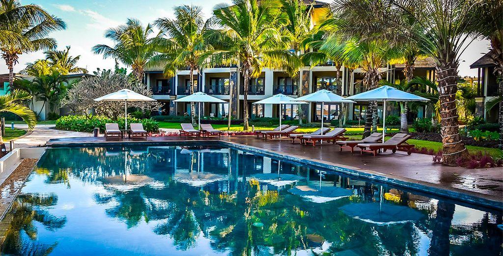 Un resort exclusivo que te cautivará