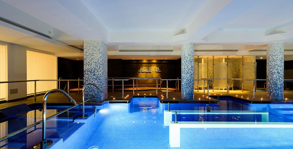 Bienvenido a Jupiter Algarve Hotel 4*, una experiencia de lo más relajante