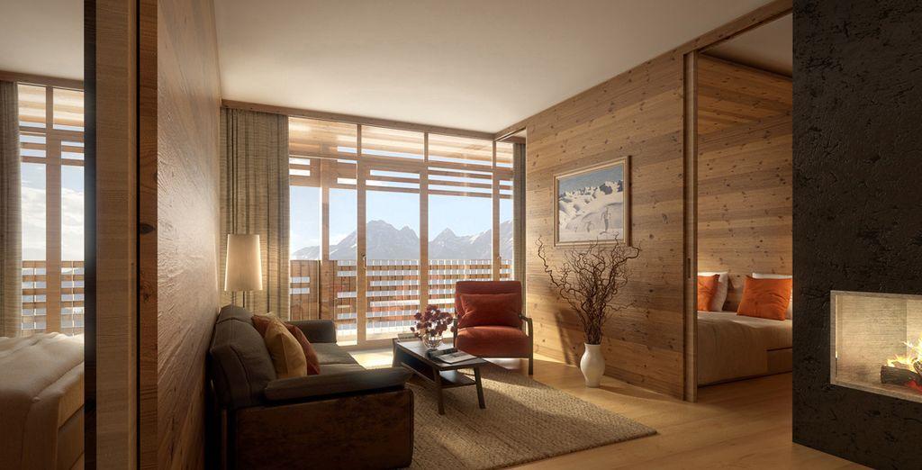 Los secretos de estas habitaciones son: Diseño, confort y ergonomía