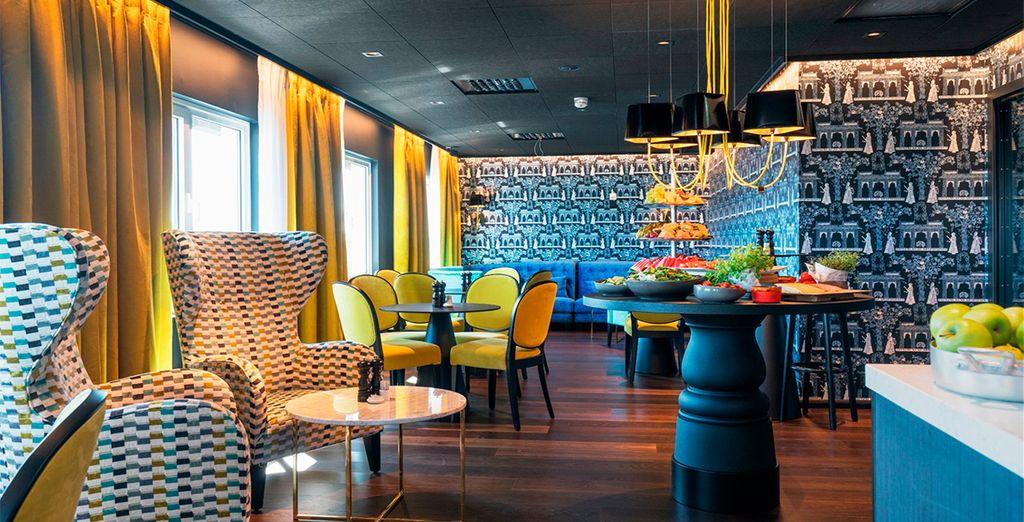 Thon Hotel Orion 4*, una de tus opciones en Bergen