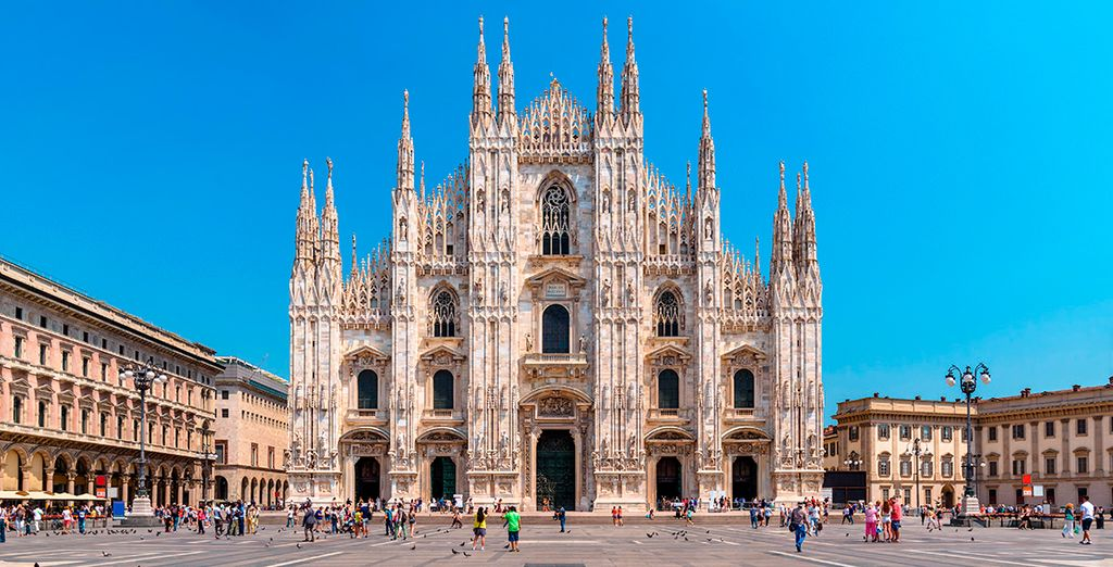 Descubre Milán, conocida como la Ciudad de la Moda