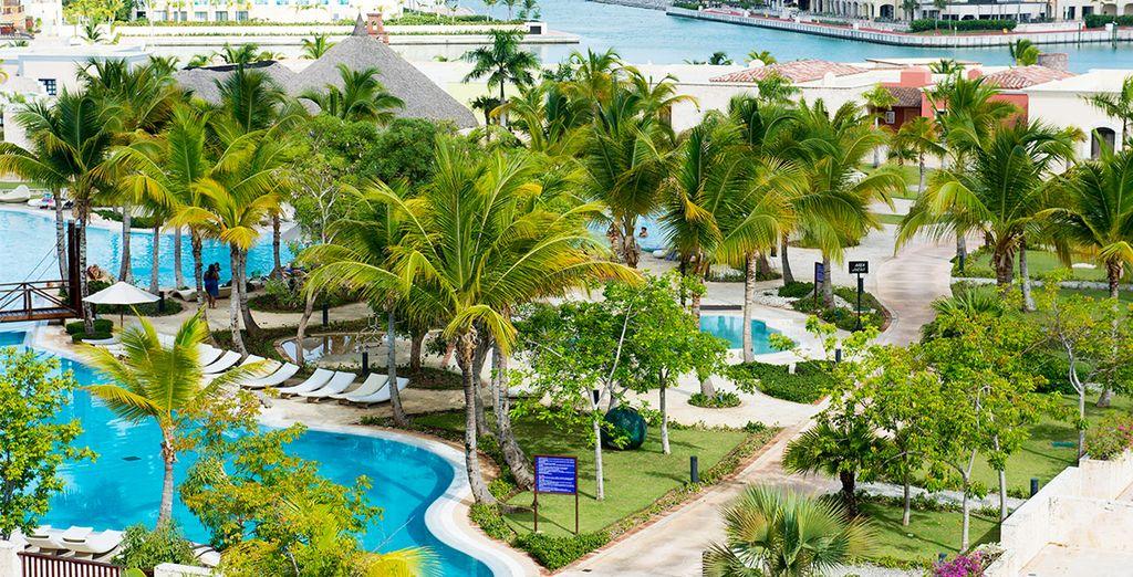AlSol Luxury Village es un resort de lujo en Cap Cana