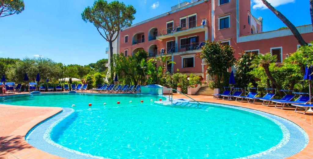 Bienvenido al San Valentino Hotel Terme & Spa 4*