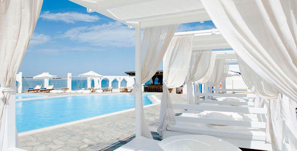 Tus vacaciones en Knossos Beach Bungalows & Suites 4*