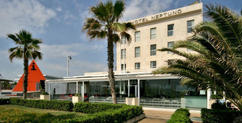Bievenido al Hotel Neptuno 4*