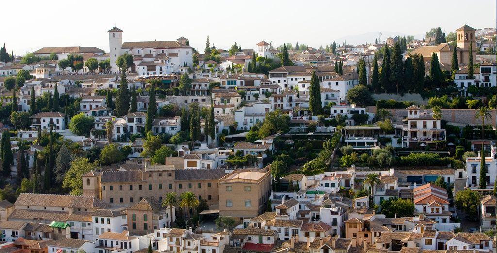 Podrá realizar una escapada a Granada