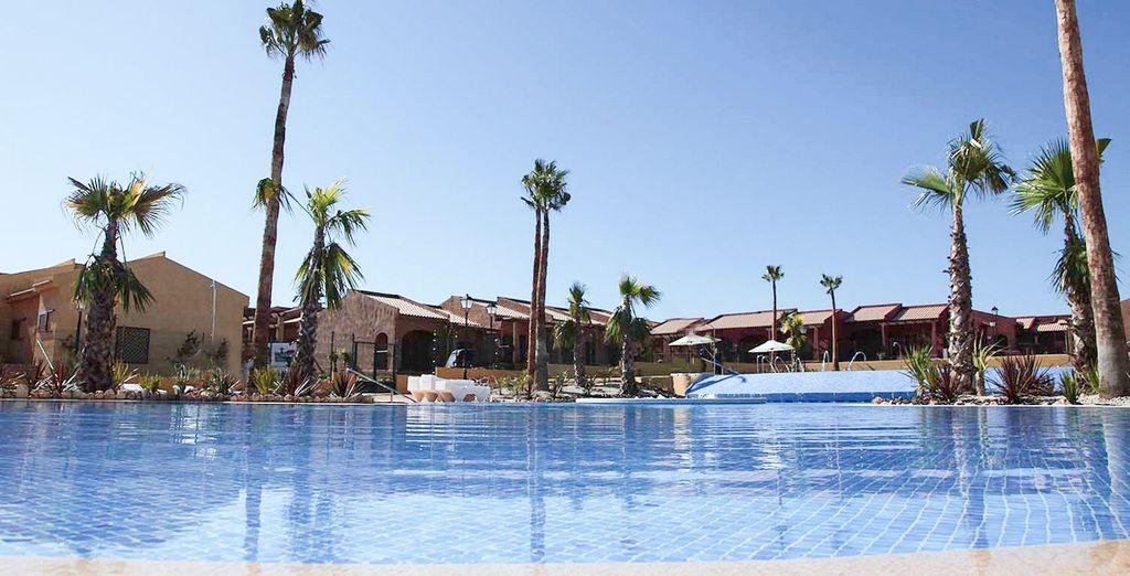 Bienvenido a Santara Resort & Spa 4*