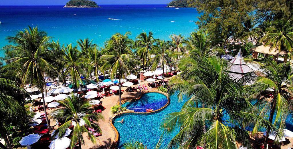 Hoteles viajes a Tailandia