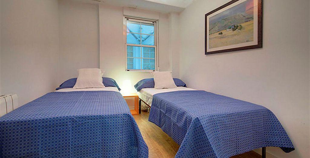 Apartamento 4: un alojamiento ideal