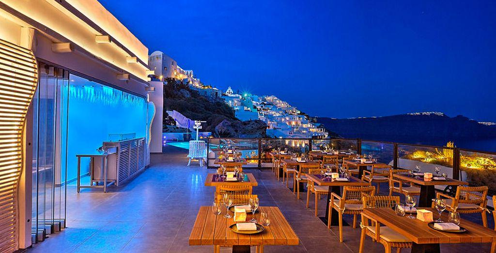 Santorini Secret Suites & Spa 5*